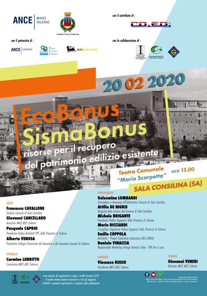 EcoBonus - SismaBonus