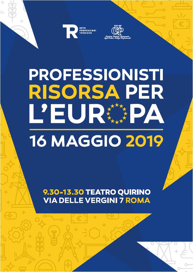 Professionisti: Risorsa per l'Europa