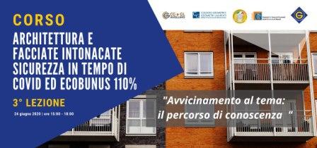 CORSO DI FORMAZIONE - Lez.3