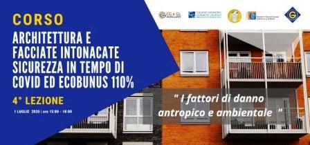 CORSO DI FORMAZIONE - Lez.4