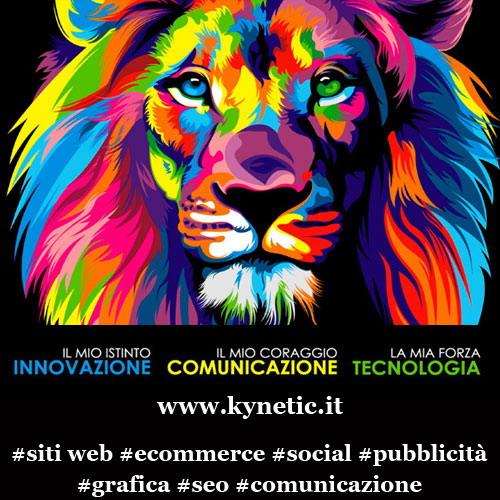 Kynetic realizzazione siti web ecommerce a Salerno